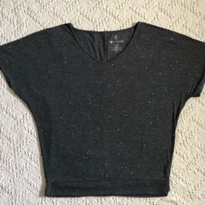 Juicy Couture Sparkle Top Women's Small